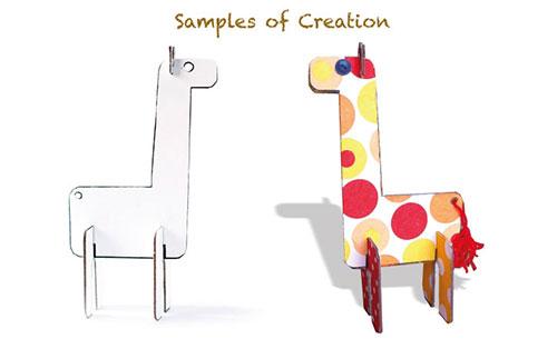 sample of creation